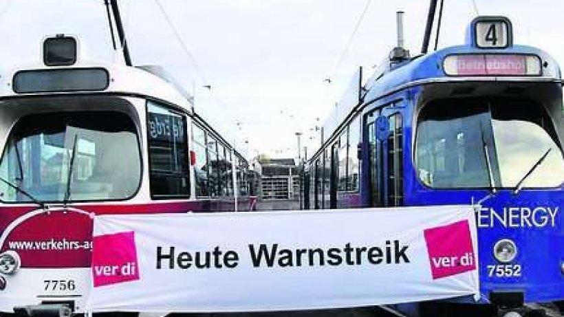 Streik Busse Und Bahnen Im Depot Braunschweiger Steigen