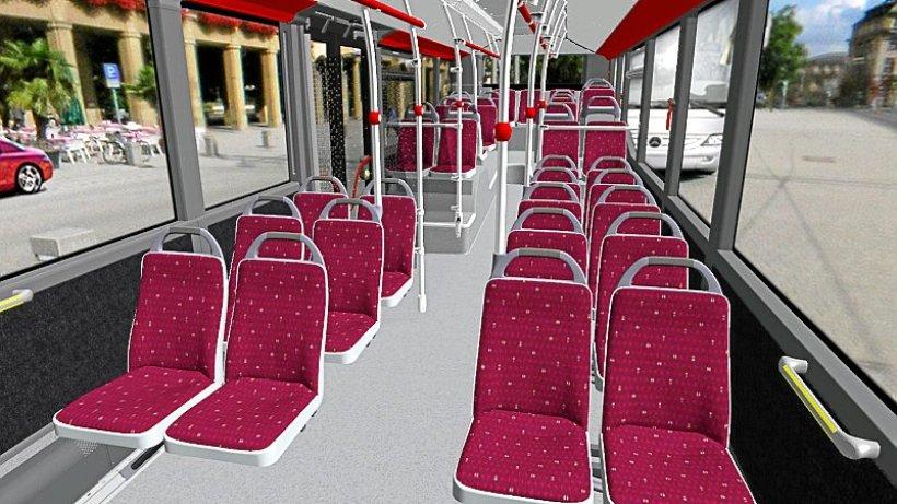 neue farben in den bussen der verkehrs ag braunschweig braunschweiger zeitung. Black Bedroom Furniture Sets. Home Design Ideas