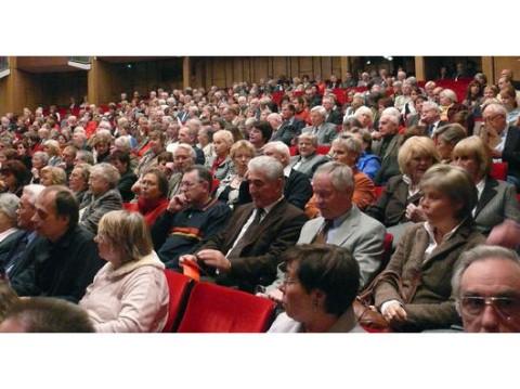 Helene Fischer begeisterte ihre Fans beim Auftritt in der TUI Arena in Hannover am 9. Oktober 2014.