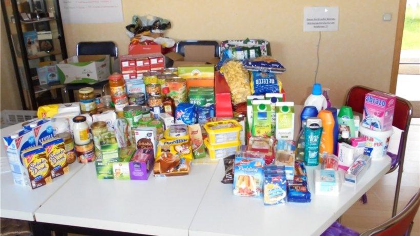 DRK Bittet Um Spenden Für Die Tafel